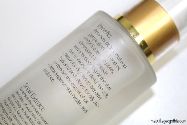 Nettoyant pour le visage Réelle Skincare
