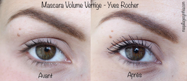 Bien-aimé J'ai testé la marque Yves Rocher   Maquillage Cynthia PQ75