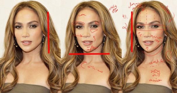 Physiologie et perceptions du visage - l'âge que vous projetez