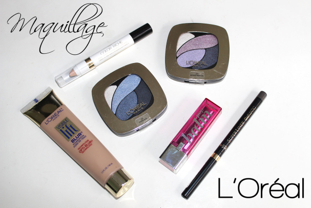 Nouveautés maquillage autonome 2014 de L'Oréal