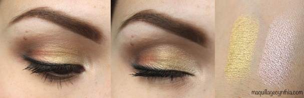 Ombres à paupières True Metals Eyeshadow