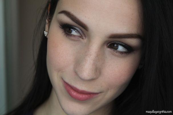 Maquillage d'automne (produits abordables)