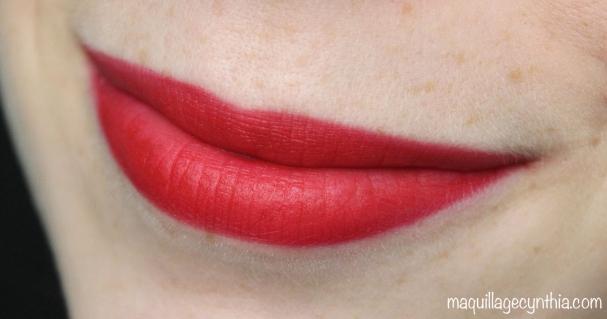 Rouge Edition Velvet