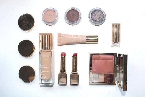 Nouveautés maquillage Clarins Automne 2014