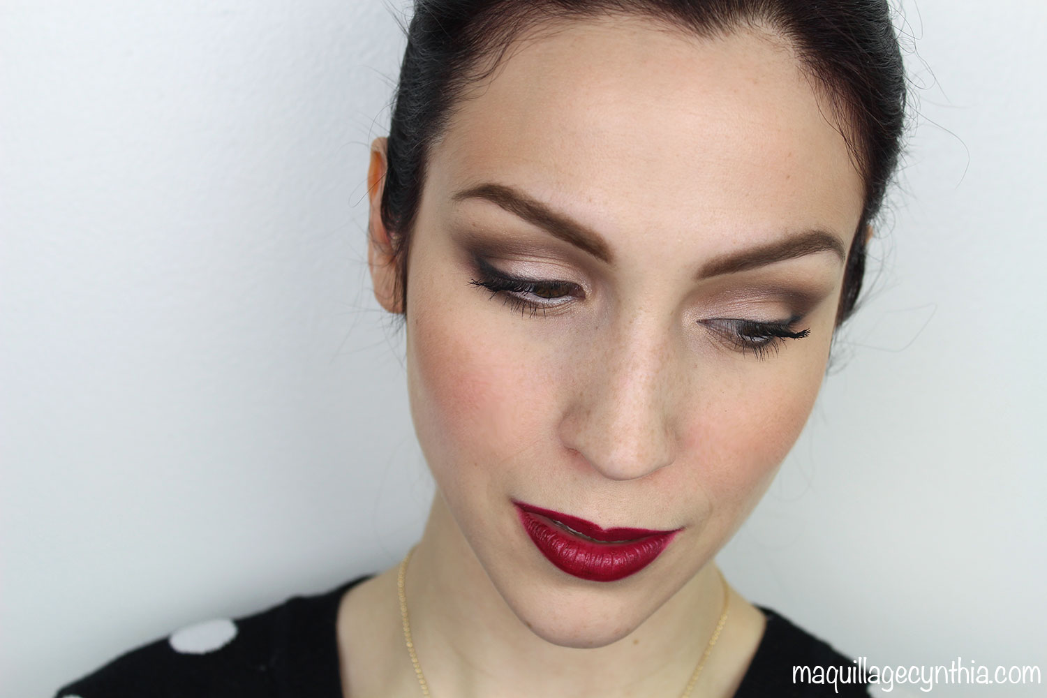 Inspirations Maquillage | Maquillage Cynthia | Maquillage