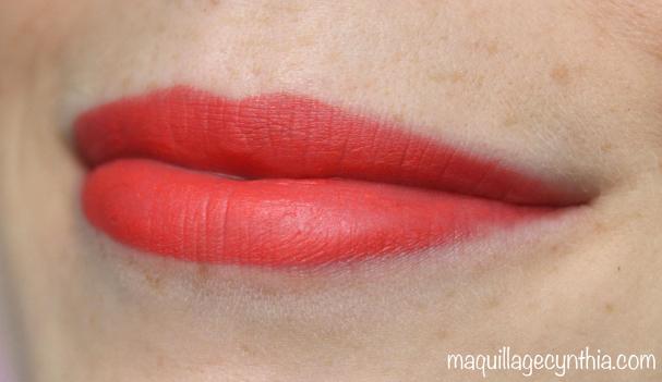 Rouges à lèvres Miss Pupa Velvet Matt