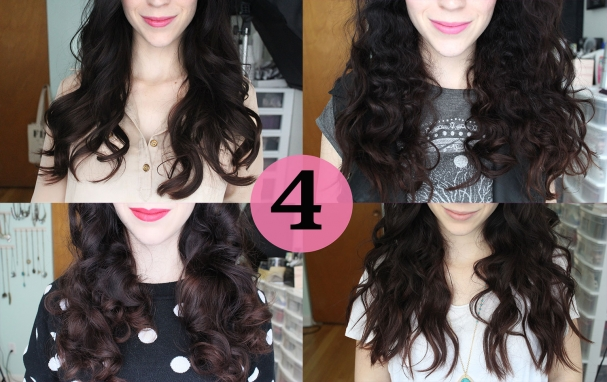 4 types de boucles