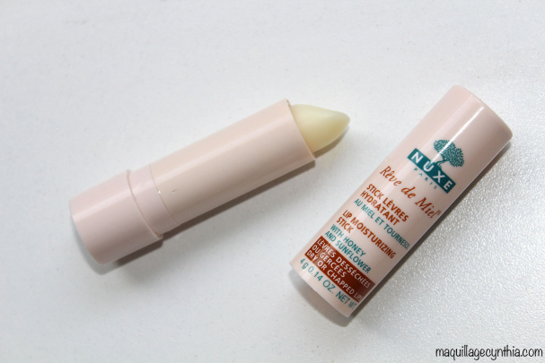 Stick Lèvres Hydratant Rêve de Miel