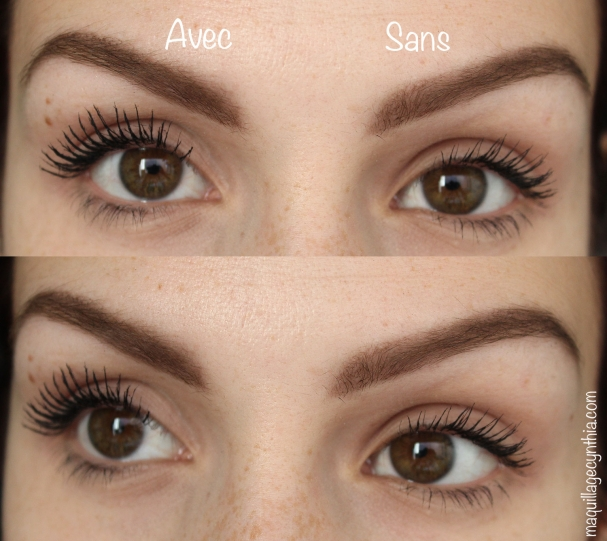 Mascara 3D Fiber Lashes Younique