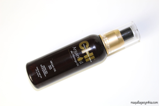 Huile Argan Oil plus Moringa Oil