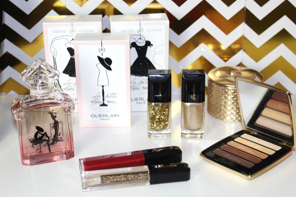 Collection de Noël 2014 par Guerlain