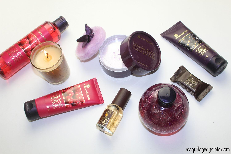 Très Collection Noël Yves Rocher (+ giveaway Québec)   Maquillage Cynthia QY04