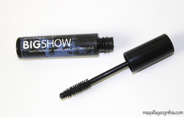 Mascara Big Show Waterproof Annabelle
