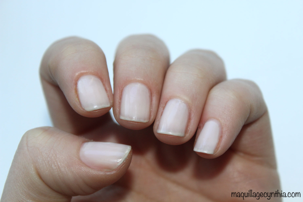 Vernis à ongles Infaillible 2 Étapes