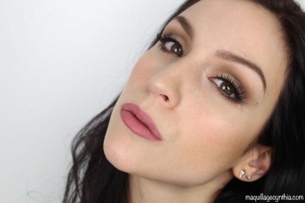 Maquillage de star : Kylie Jenner