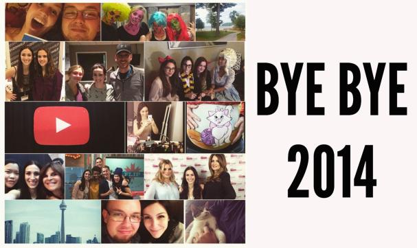 Année 2014 - Mon Bilan