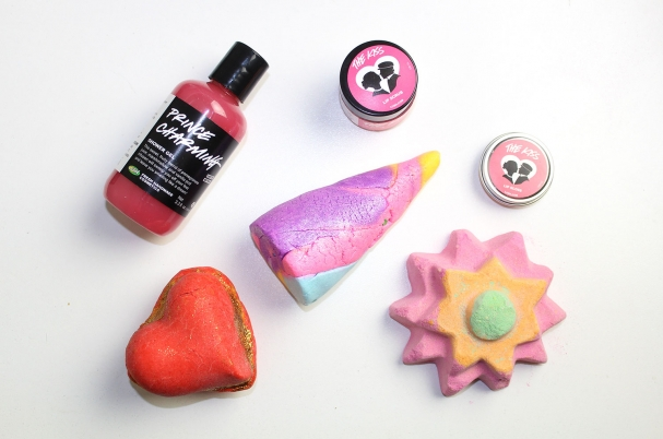 Collection St-Valentin 2015 de Lush