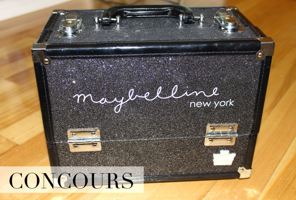 Giveaway Maybelline x Caboodles