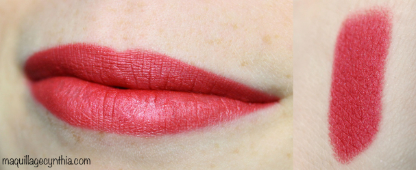 Rouge Gourmand Velours Expression