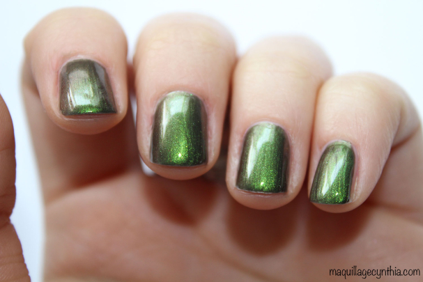 Vernis à ongles Outlast Stay Brillant