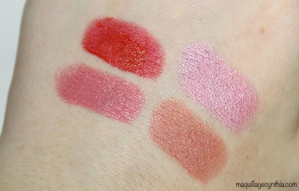 Rouges à lèvres Colorlicious