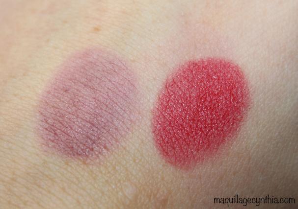 Stick Velours Lèvres & Joues