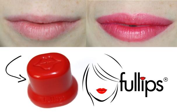Lèvres pulpeuses avec Fullips