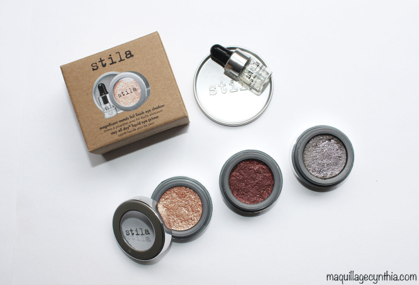 Magnificent Metals Foil Finish Eye Shadow de Stila
