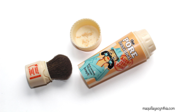 The POREfessional Agent Zero Shine