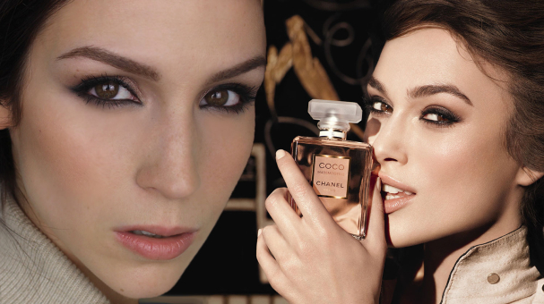 Maquillage Keira Knightley