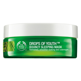 Masque de Nuit effet rebond Drops of Youth de The Body Shop
