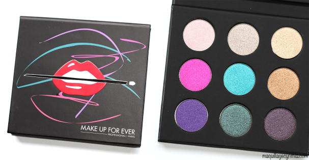 Artist Palette Vol. 2 Make Up For Ever