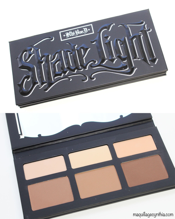 Shade + Light Contour Palette