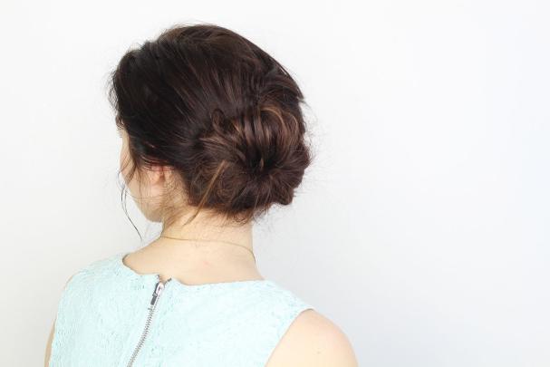 3 coiffures faciles printemps/été