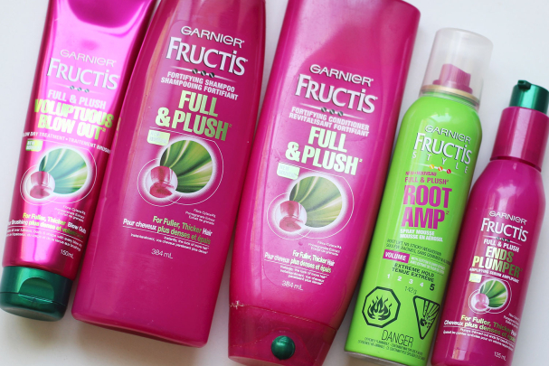 Garnier Fructis Full & Plush