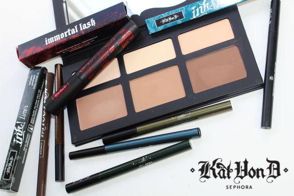 J'adore : le maquillage Kat Von D !