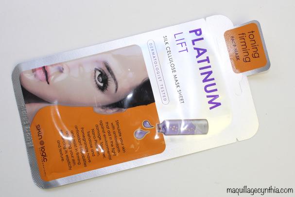 Masques tissus Skin Republic