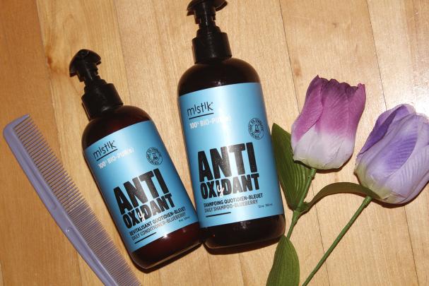 Mistik : revue shampooing naturel bio