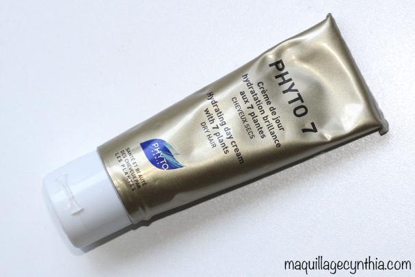 Phyto 7 - Crème de jour Hydratation Brillance aux 7 plantes