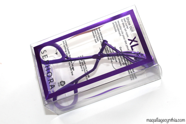 Recourbe-cils Show Curl XL pour yeux ronds