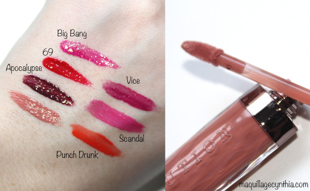 Revolution High-Color Lipgloss