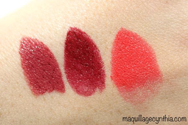 Rouges à lèvres I'm Pupa