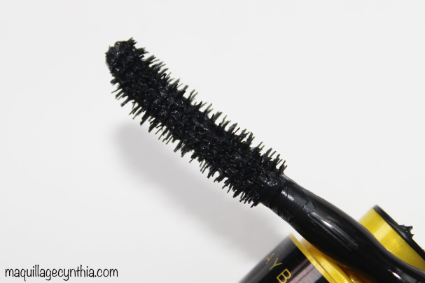 Mascara Colossal Cils Chaotiques
