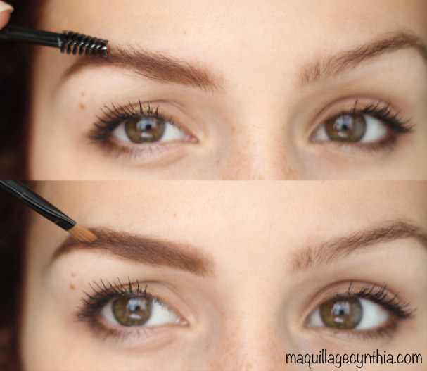 Brow This Way - kit pour redessiner les sourcils