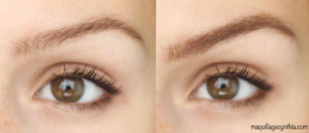 Brow This Way - gel fixant pour les sourcils