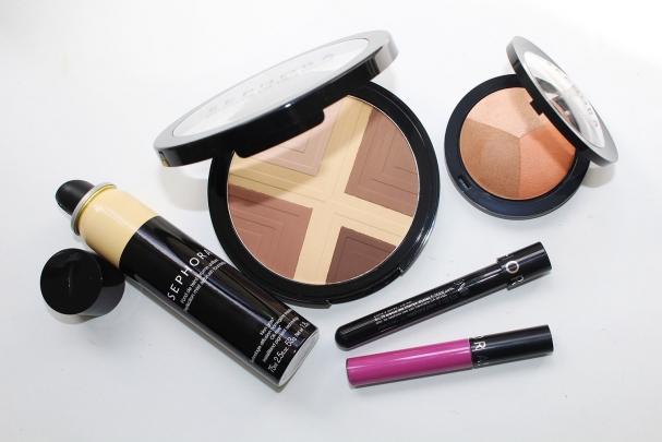 Je teste le maquillage Sephora !