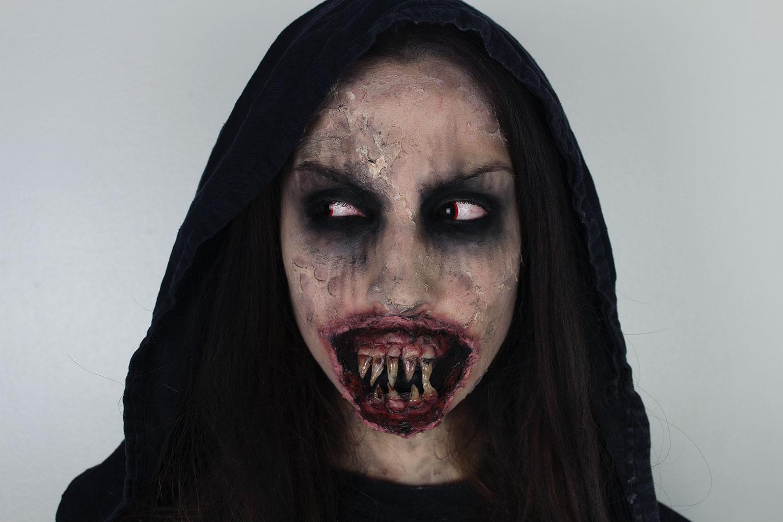 deguisement halloween qui fait tres peur