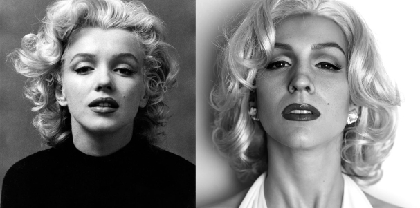 Maquillage d'Halloween : Marilyn Monroe