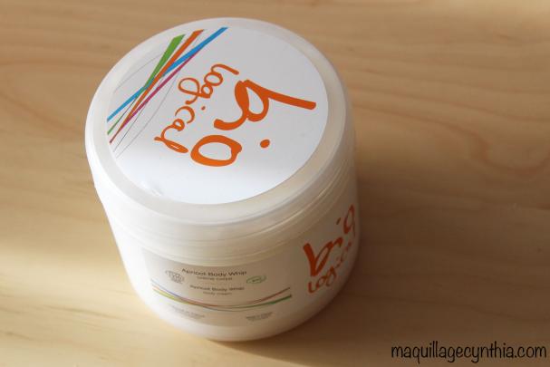 Crème pour le corps : Apricot Body Whip