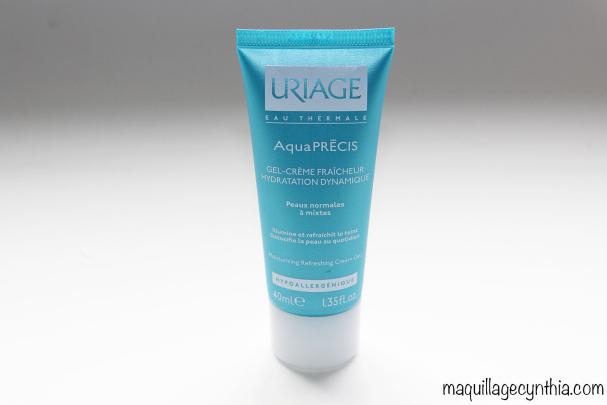 AquaPRÉCIS Gel-Crème Fraîcheur Uriage